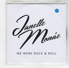 (FE206) Janelle Manáe, We Were Rock & Roll - 2013 DJ CD
