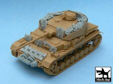 Black Dog 1/48 Panzer IV Ausf.J Sd.Kfz.161/2 Stowage and Accessories WWII T48029