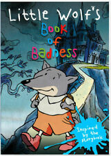 """""""Little Wolf's Book of Badness"""" New Animated Orig SleeveDisc Only"""