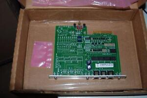Black Box SM509-C Automatic Switching System AB RJ-45 (8-Wire) Card NEW