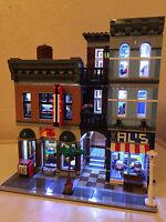 LEGO Creator Expert Modular Building Lighting LED kit, Bright White Colour, gift