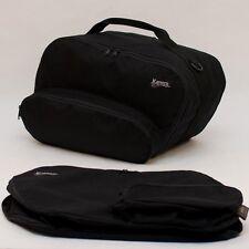 KJD LIFETIME inner saddlebag liners for BMW R1150RT, R1150RS, etc. (Black)
