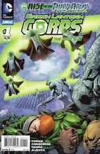 Green Lantern Corps Annual #1 Rise of The Third Army New 52 DC Comics 2013 NM!!!