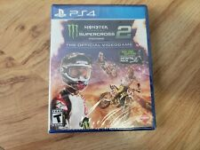 Monster Energy Supercross 2 Day One Edition. PlayStation 4. Brand New/Sealed