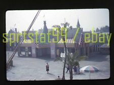1958 Disneyland - Mickey Mouse Club Theater - Vintage Red Border 35mm Slide