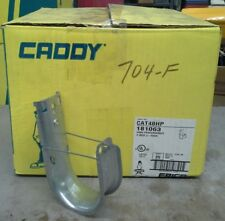 "1//8/"" Erico Caddy J hook 1//4/"" Cat# 6424SM cable support Box of 25"