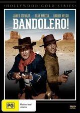 E34 BRAND NEW SEALED Bandolero (DVD, 2012) James Stewert Dean Martin Hollywood