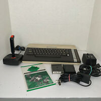 Atari 800XL Computer System w/ Controller Jungle Hunt / Frogger - TESTED! *READ*