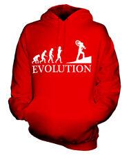 CYCLOCROSS EVOLUTION OF MAN UNISEX HOODIE MENS WOMENS LADIES GIFT BIKE