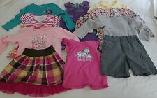 Girls Baby 24 mo 2T Clothes lot Carter's Oshkosh Toddler Infant Summer Fall