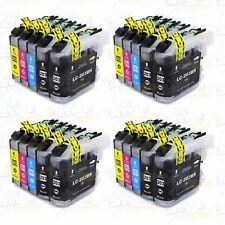 16P XL Ink Cartridges Quality Set for LC203XL MFC J460DW J480DW J485DW J680DW