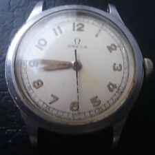 Vintage OMEGA Men's Military Issue Manual Wind Cal. 30T2 Watch