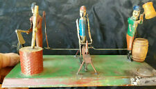 Antique German Tin Steam Toy Articulated Made in Germany?