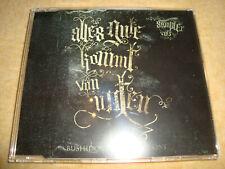 BUSHIDO, CHAKUZA & KAY ONE - Alles Gute Kommt Von Unten  (2-Track Maxi-CD)