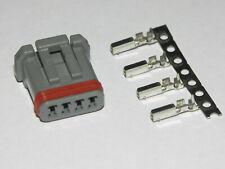 Harley Davidson 69201179 OEM Jae Grau 4 Kabel Stecker Für Licht Verkabelung