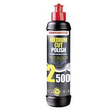250ml Menzerna Medium Cut Polish 2500 Feinschleifpolitur Auto Lack Polierpaste