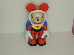DISNEY Fisher-Price Mickey Mouse SPACEMAN Mickey