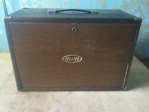 Moore & Wright 7 Drawers Engineering / Collector Box.