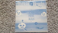 Talking Heads - And she was 12'' Vinyl US PROMO