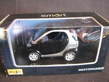 Maisto Smart City 1:33 Black / Silver (JS)