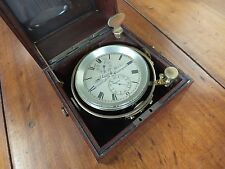 Antique Frodsham and Keen Marine Chronometer