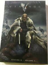 Vikings Season 6 Volume 1 DVD - Brand New And Sealed