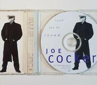 JOE COCKER - BOB MARLEY COVER : COULD YOU BE LOVED (PROMO MIXES) ♦ CD-MAXI ♦
