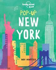 Pop-up New York (Lonely Planet Kids) by Lonely Planet Kids | Hardcover Book | 97