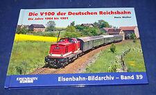 Hans Müller - Die V100 der deutschen Reichsbahn Die Jahre 1964-1991