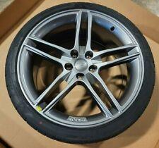 New Roush Wheel Tire 20 X 95 Fits 2015 2021 Mustang Hyper Silver
