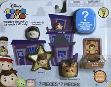 Disney Tsum Tsum Woody's Round Up Figures Series 7