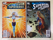 Supergirl And The Legion Of Super-Heroes #21 Supergirl Lost Daughter Krypton #9