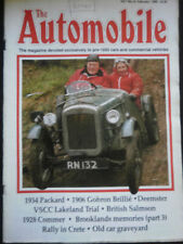 February The Automobile Magazines in English