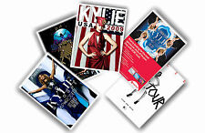 KYLIE MINOGUE - SET OF 5 A4 POSTERS # 1