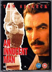 AN INNOCENT MAN (1989) Tom Selleck Crime/Thriller DVD REGION 4(AUS) New & Sealed
