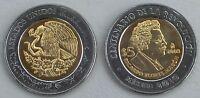 Mexiko / Mexico 5 Pesos 2008 Revolution: Ricardo Flores Magón p903 unz.