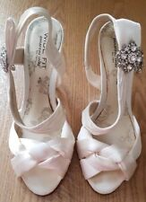LADIES BRIDAL/PARTY WEAR DIAMONATE HEEL FROM NEXT