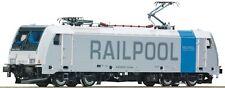 ROCO 72515 Br 185 Railpool DC
