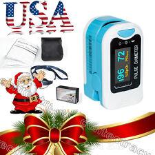 FDA Fingertip Pulse Oximeter Finger Blood Oxygen SpO2 PR Heart Rate Monitor,USA