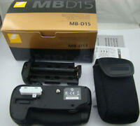Vertical Multi Power Battery Grip Holder MB-D15 for Nikon D7100 camera EN-EL15