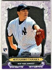 MASAHIRO TANAKA - 2014 TOPPS TRIPLE THREADS AMETHYST RC /325