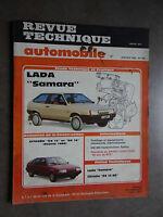 REVUE TECHNIQUE AUTOMOBILE RTA LADA SAMARA CITROEN BX 1989