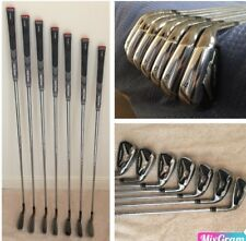 Taylormade Golf Burner Irons Set - 4-PW - Golf Pride Align Grips - Regular Flex