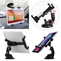 Universal Car 360° Windshield Mount Holder for Tablet iPad Mini 2/4/5/Air/GPS