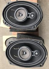 """classic pair (2) Pioneer TS-A6905 Coaxial 3-way 6"""" x 9"""" Auto Speakers JAPAN 120W"""
