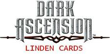MAGIC MTG DARK ASCENSION COMPLETE FOIL UNCOMMON SET