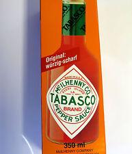 (1L=39,71€) TABASCO -  Sauce Mc Ilhenny - Großflasche -350ml