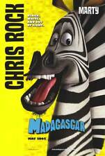 Madagascar (Marty) Orig Movie Poster Dble Sided 27x40
