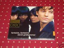 "CD DAVID GREILSAMMER ""FANTAISIE-FANTASME""  PIANO / NAÏVE 2007, NEUF"