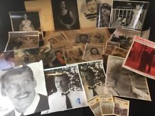 40 pcs. Ted Cassidy Addams Family LURCH Family Photos Estate Find